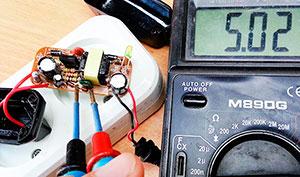 Как повысить напряжение на выходе зарядного устройства для телефона, смартфона