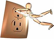 сопротивление тела человека электрическое
