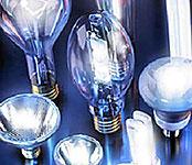 Виды ламп — какими бывают электрические лампы, и где применяются