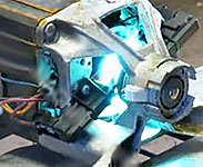 Почему искрят щетки в электродвигателе