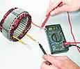 Обрыв обмотки электрической катушки. Как проверить катушку и найти обрыв