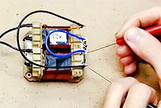 Соединение обмоток трансформатора (параллельное и последовательное)