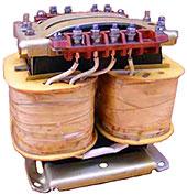 про подключение силовых понижающих трансформаторов к цепи