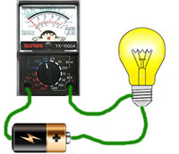 как определить силу тока, измерить, найти по формуле