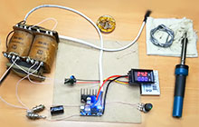 Как сделать простой блок питания для паяльника на 24 вольта с регулировкой напряжения