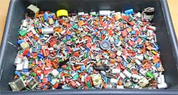 Где найти электронные детали, части, компоненты бесплатно или по дешевке