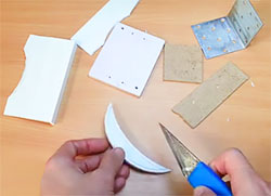 Из какого материала можно сделать самодельный корпус под электронные схемы, РЭА