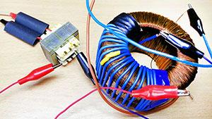 Первичная обмотка трансформатора содержит неполное количество витков, как узнать сколько домотать