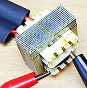 проверочный трансформатор для вычисления витков провода